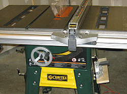 Craftex ct146 contractor saw.