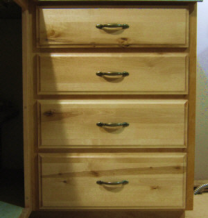 Drawer fronts - .
