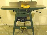Craftex CT086 wood jointer.